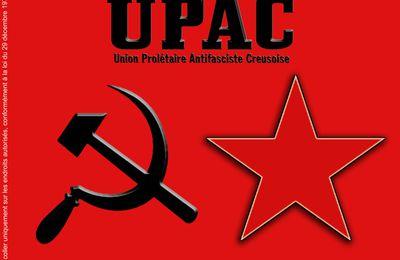 Nouveaux Autocollants UPAC !