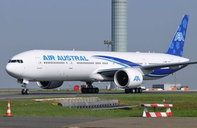 Air Austral sort des turbulences