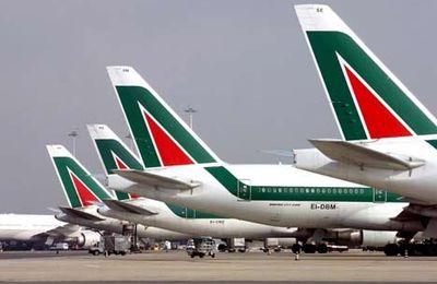 Alitalia en passe d'être rachetée par Etihad