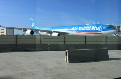 Démission du PDG d'Air Tahiti