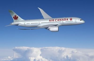 Air Canada annonce un profit warning