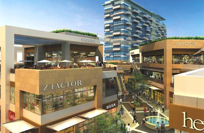 M3M urbaba  retail space on golf course road call 9873498205