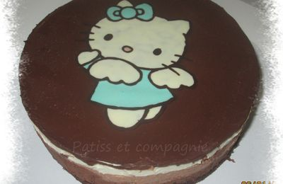 Hello Kitty 3 chocolats