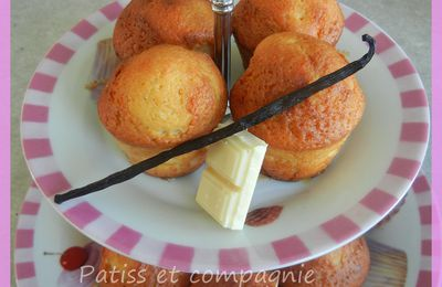 Muffins au chocolat (concours cakes and sweets)