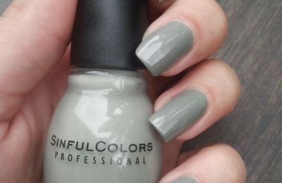 vernis sinful color