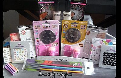 Giveaways : Beauty-Ongles