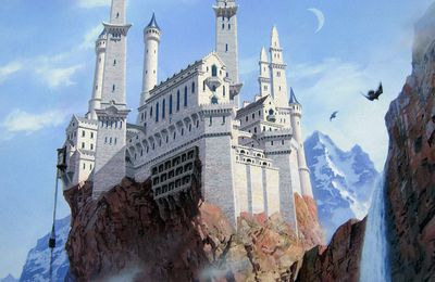 Ted Nasmith,peintre,illustrateur fantastique
