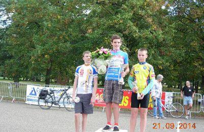 Résultats Grand Prix Ville de Vénissieux 2014