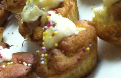 Cup cakes noi-res