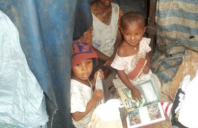 Bilan de la collecte aux profits des associations de Madagascar- Septembre 2011