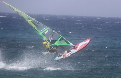 Interview Martin PLISSONNEAU , Windsurfeur de Martinique!