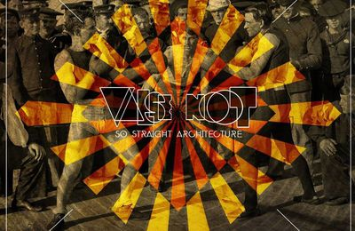 VALSE NOOT sort son album So straight architecture!!