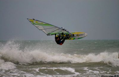 Interview Pierre Chauvin , Windsurfeur du Nord!