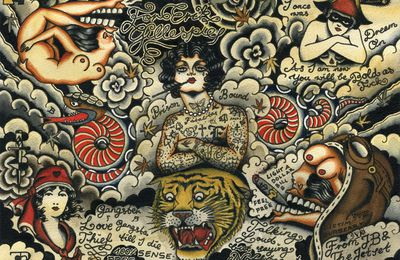 Interview Jb Marks , Artiste tatoueur