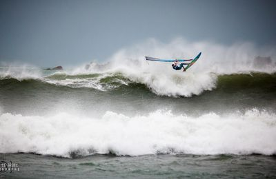Interview Philippe Mesmeur , Windsurfeur breton!