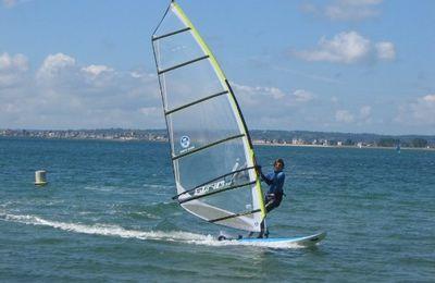 Windsurf Report Baie du Laber 27 Aout 2014 à 18h30!
