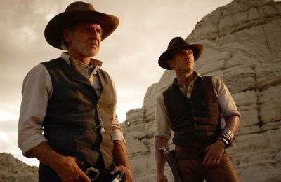 Cowboys & Aliens : James Bond et Indiana Jones vs E.T. !