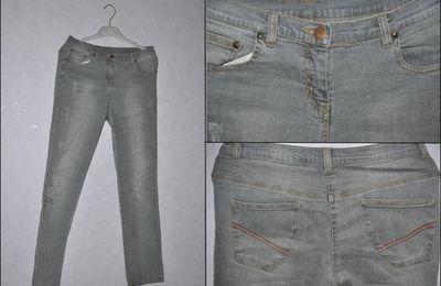 Jean slim stretch KIABI