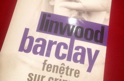 """J'ai lu """"Fenêtre sur crime""""..."""