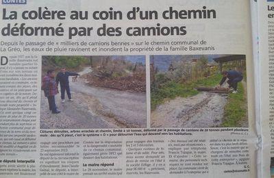 Nouveau scandale à Contes!