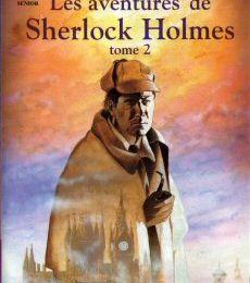 Une nouvelle façon de découvrir les enquêtes de Sherlock Holmes !