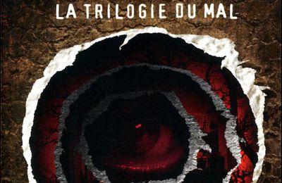 Gagner un exemplaire de La Trilogie du Mal de M. Chattam