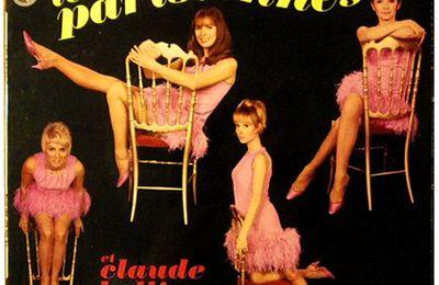 Les Parisiennes et Claude Bolling - Grand prix - 1967