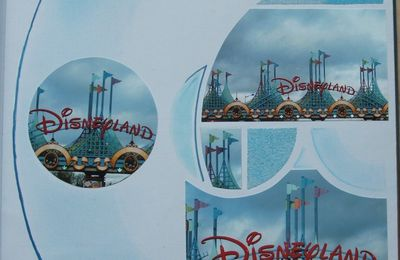 "Page double ""Disneyland Paris"""