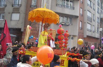 Nouvel An Chinois - Paris 13ème - Défilé du 29.01.2012 (2)