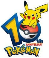 Nintendo DS Lite : Pokemon 10th Anniversary