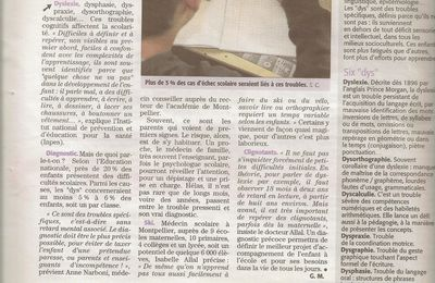Interview de Midi-Libre