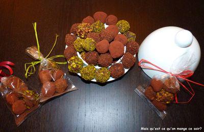 Farandole de Truffes en chocolat