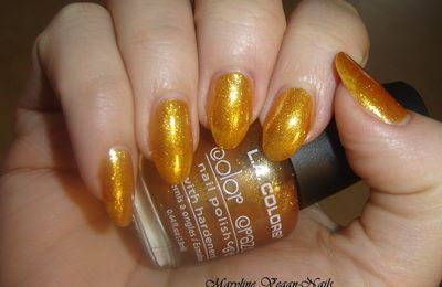 Gold Nugget by L.A Colors