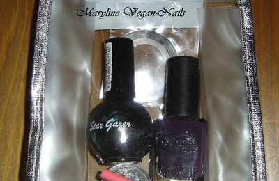 Le kit nail art chez Vernis-box