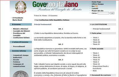 Democrazia in Italia? NO, NON IN ITALIA