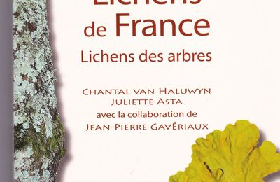 Guides des Lichens de France
