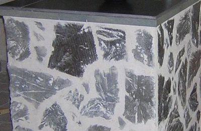 Comment imiter la pierre sur du siporex