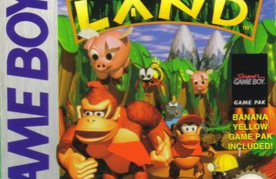Test #86 : Donkey Kong Land (GB)