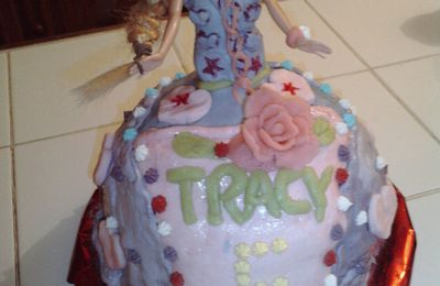 Gateau 3D Princesse Raiponce (In the Cake !)