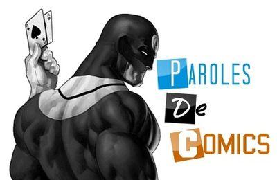 Bienvenue sur Paroles de Comics !