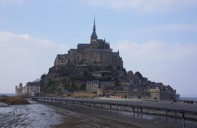 Escapade en Normandie : le mont saint Michel