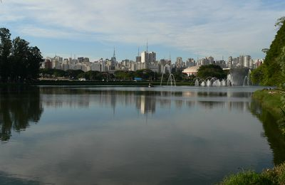 Sao Paulo et Ouro, mes debuts au Bresil