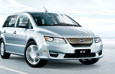BYD autos : un concurrent bien decide !