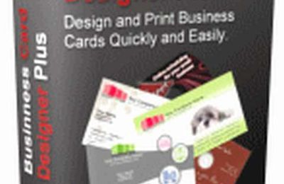 Business Card Designer Plus.Software per creare biglietti da visita
