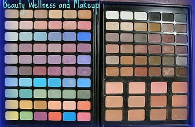 Layla Cosmetics - Swatch e Test Prodotto del makeup kit LAYLOVE