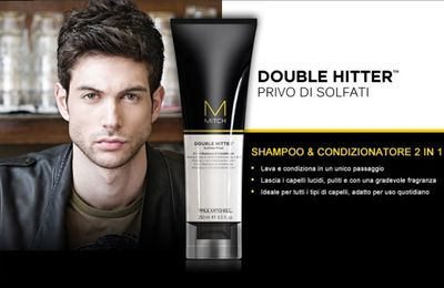 Paul Mitchell – Double Hitter Sulfate Free