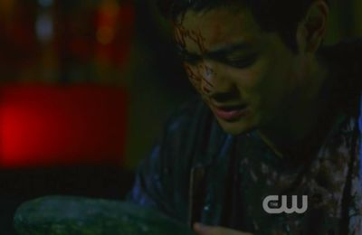 Capítulo 8x07 de Supernatural: 'A Little Slice of Kevin'