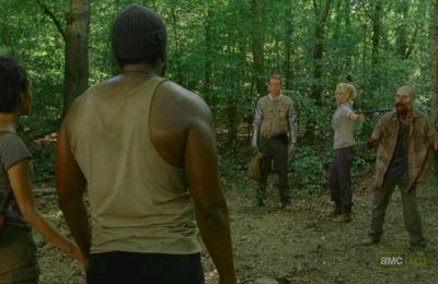 Capítulo 3x11 de 'The Walking Dead': 'I Ain't No Judas'