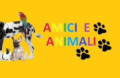 Amici e animali, accoppiata vincente