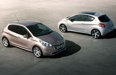 La nuova Peugeot 208, let your body drive